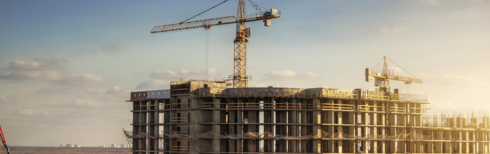 Bauunternehmen Industrie München